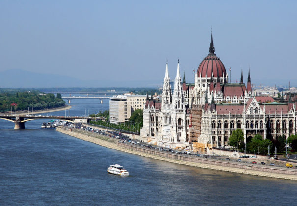 Day 9 - Cruising the Danube River, Budapest