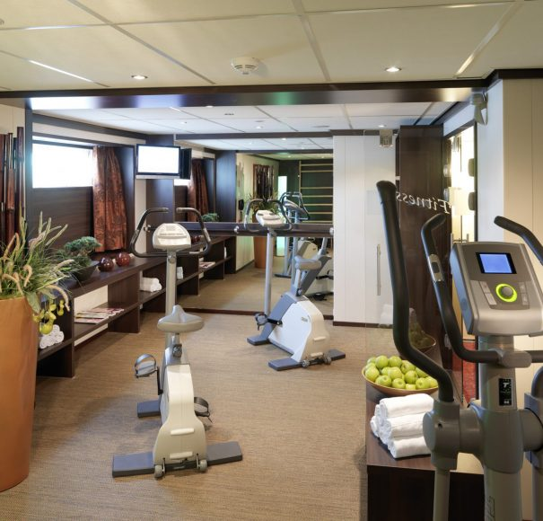 Amadeus Diamond - Fitness room