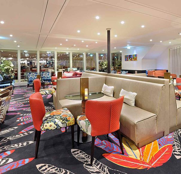 AmaWaterways Ama Lea Lounge