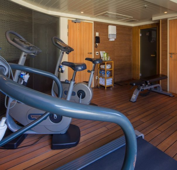 AmaWaterways AmaCello Fitness & Sauna