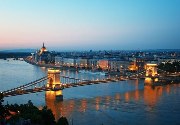 Day 15 (New Year's Day) - Budapest