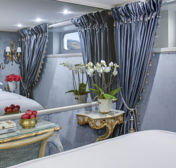 Uniworld SS Maria Theresa Stateroom Cat 4 & 5