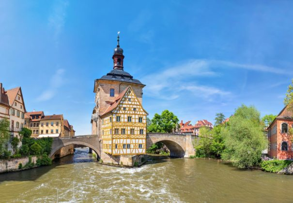 Day 18 - Bamberg, Cruising the Main River