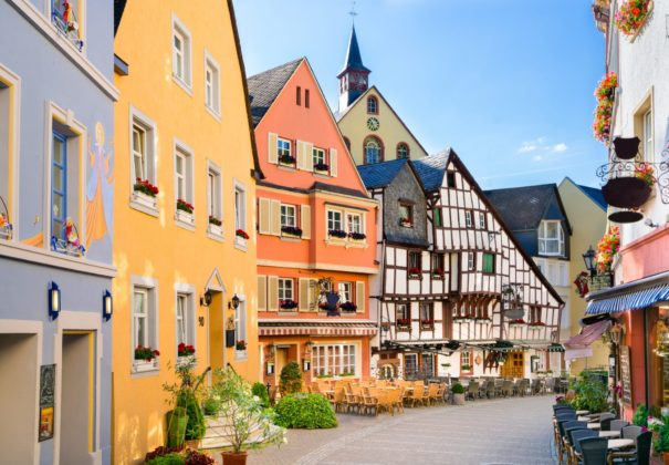 Day 9 - Trier & Bernkastel, Germany