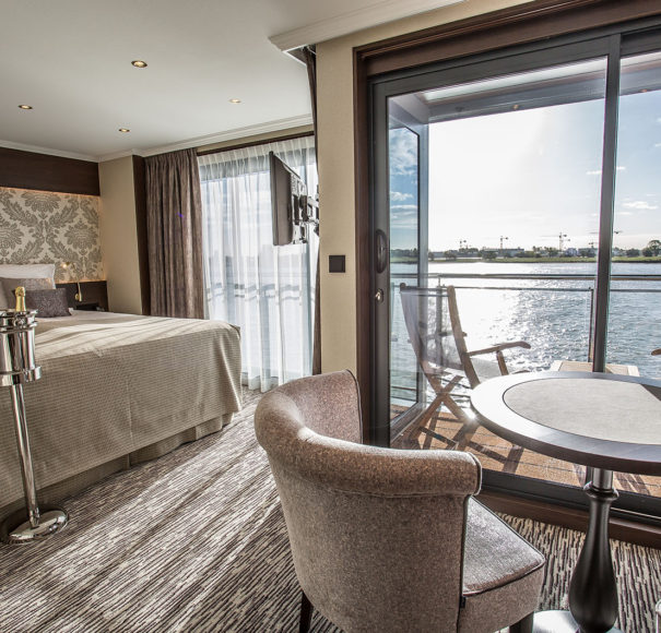 Riviera Travel Thomas Hardy Deluxe Balcony Suite