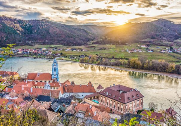 Day 13 - Cruising the Wachau Valley, Weissenkirchen (Weissenkirchen or Melk)