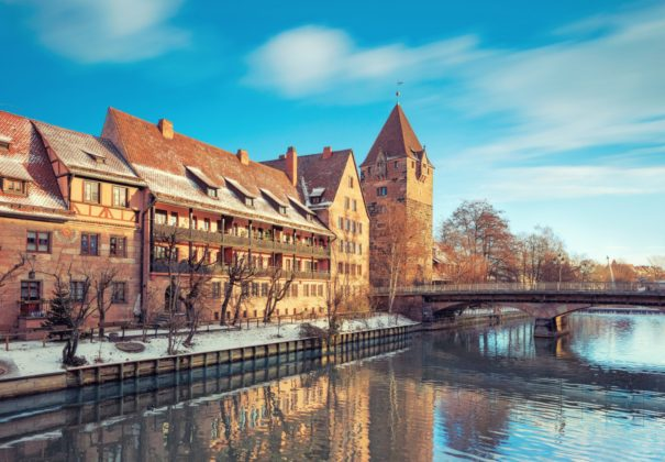Day 9 (Boxing Day) - Nuremberg