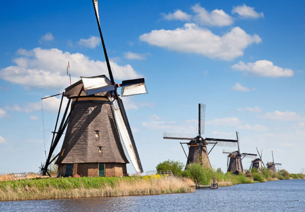 Day 2 - Kinderdijk, The Netherlands