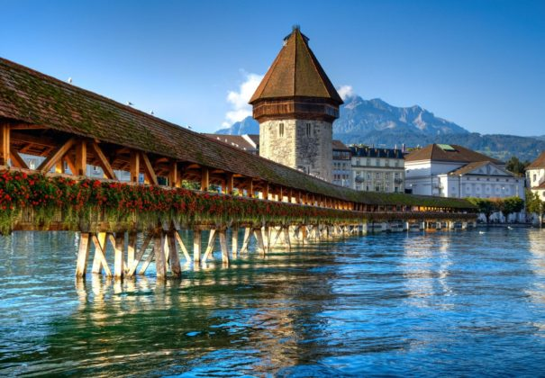 4 nights pre cruise stay in Switzerland