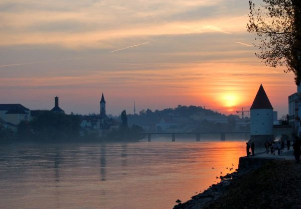 Day 12 - Passau, Cruising the Danube River
