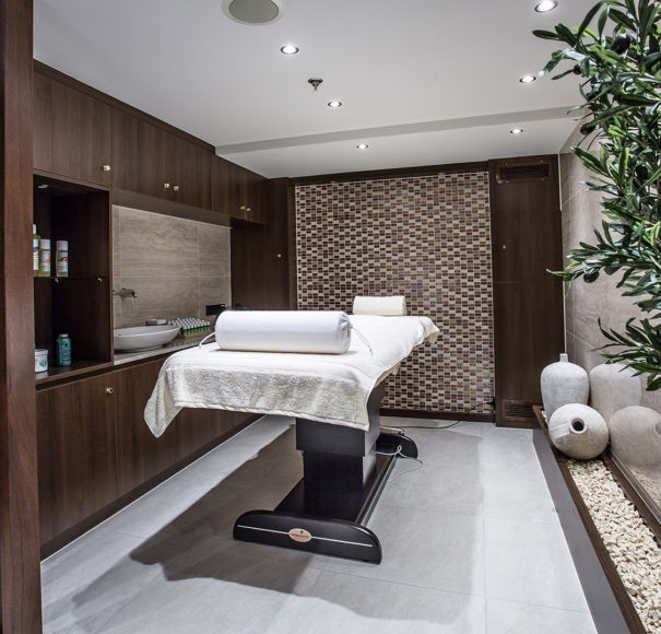 Riviera Travel Thomas Hardy Wellness Suite