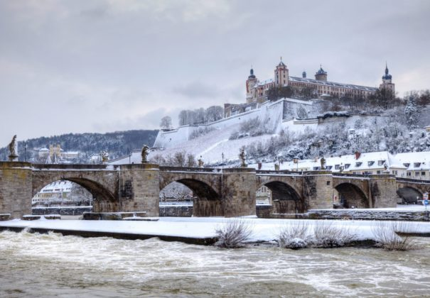 Day 7 (Christmas Eve) - Würzburg