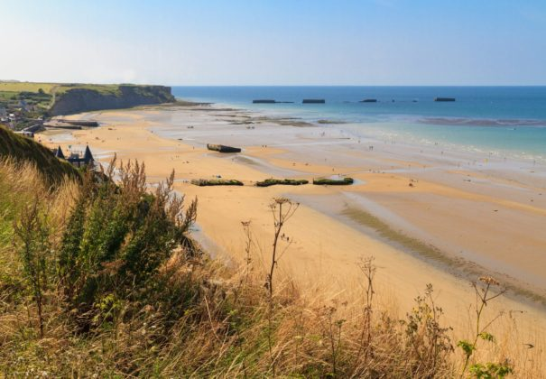 Day 4 - Cauderbec-en-Caux - Normandy Beaches