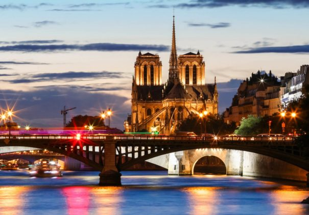3 nights Pre or Post cruise stay in Paris