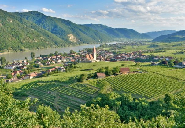 Day 7 - Spitz (Spitz or Melk), Cruising the Wachau Valley
