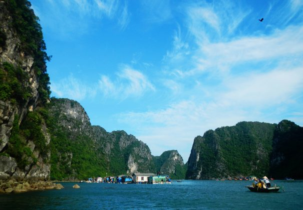 Day 6 - Halong Bay Cruise, Hanoi & Siem Reap