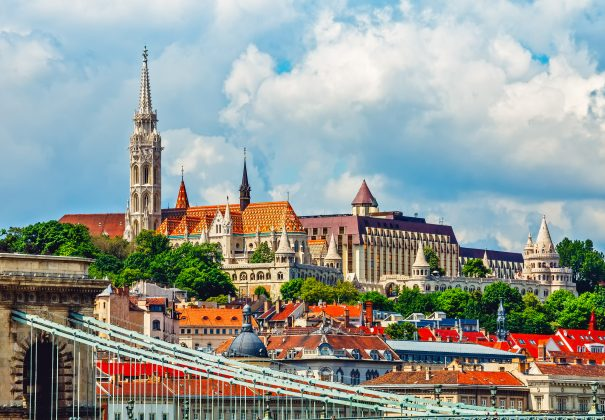 2 Nights Budapest  - Pre cruise