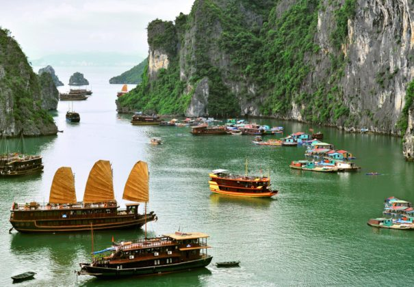 Day 3 - Hanoi & Halong Bay Cruise