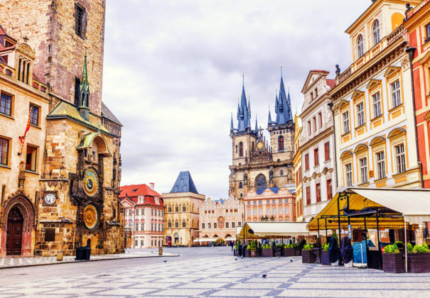 3 nights post cruise stay in Prague