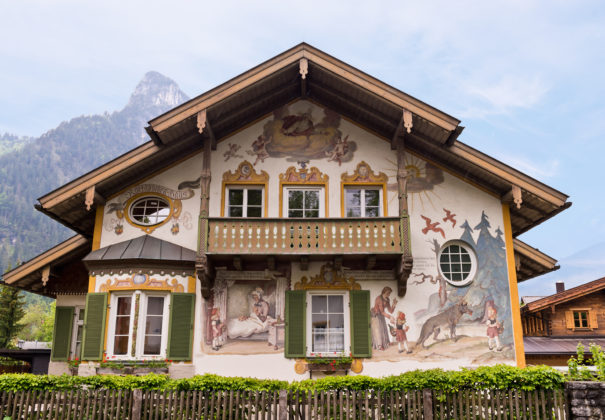 Day 2 - Oberammergau, Germany