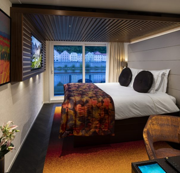 Stateroom Cat. AA - Room #326 - Deck 3 Portside AmaMagna river ship - Amawaterways