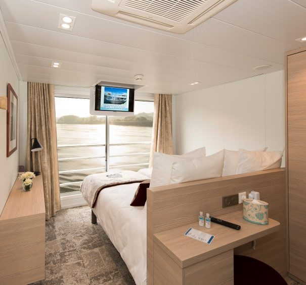CroisiEurope MS Miguel Torga - Double Cabin