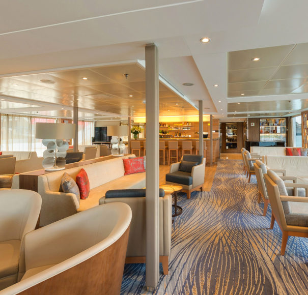 Viking Douro Ship - Lounge
