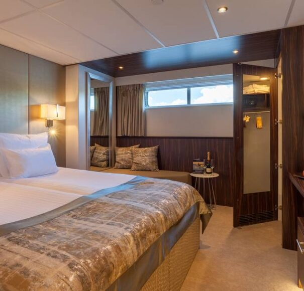 Amadeus Imperial - Lower (Haydn) Deck Stateroom