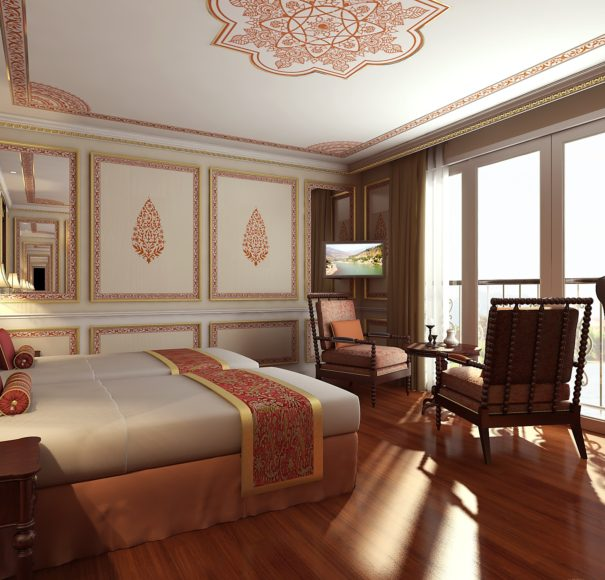 Ganges Voyager II - Colonial Suite