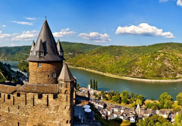 Day 2 - Rhine Gorge & Rudesheim