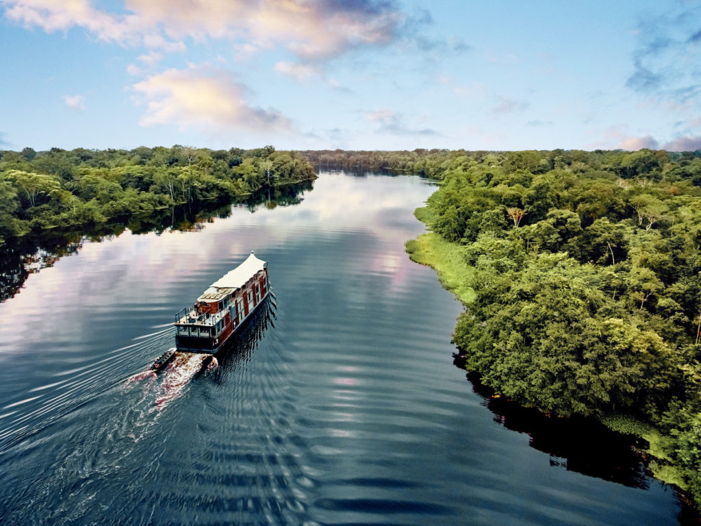 Peruvian Amazon River Cruise